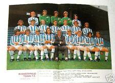 Football League Review 1971-1972 Huddersfield Town