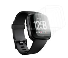 2 X For Fitbit Versa Invisible Front Screen Protector Military Shield