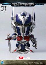 "Transformers 5: The Last Knight - Optimus Prime 4"" Metal Figure"
