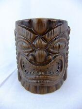 Vintage Ceramic Tiki Idol Piggy Bank