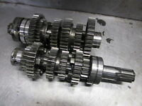 Honda 1974 - 1976 CB360 CJ360 CL360 Twin Transmission Gears & Shafts Gearset