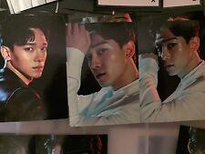 EXO THE EXO'rDIUM CONCERT GOODS SUPERNATURAL POWER CARD CHEN
