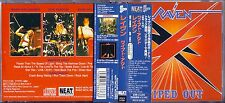 Raven -  Wiped Out JAPAN/OBI  + 3  NWOBHM  1ST PRESS PCCY 01391