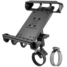 RAM Tab-Tite Mount with Strap Hose Clamp for iPad with Case + More
