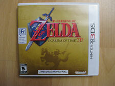 The Legend of Zelda: Ocarina of Time 3D (Nintendo 3DS, 2011) Complete, very nice
