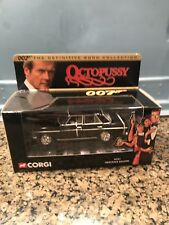 OCTOPUSSY James Bond 007 Mercedes Saloon Definitive Collection UK Diecast Car