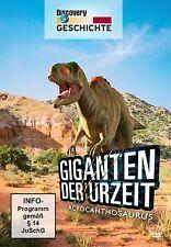 Dokumentation Doku Urzeit Giganten Acrocanthosaurus Dinosaurier DVD Neu OVP