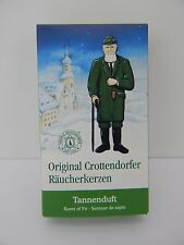 German Crottendorfer Scent of Fir Scent Incense Cones for Christmas Smokers