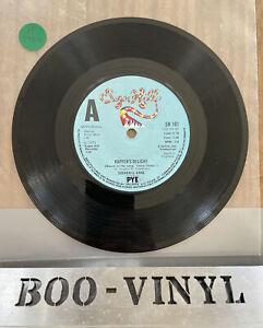 "SUGARHILL GANG Rapper's Delight   1979 UK Sugar Hill Hip Hop 7"" EX CON"