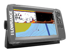 Lowrance HOOK 9 SplitShot HDI Fishfinder/GPS Chartplotter Combo