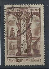 France N°302 Obl (FU) 1935 - Cloître de St. trophime à Arles