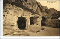 BLANKENBURG ~1900 Burg Regenstein Stolle Serie 48 Nr. 5 alte Postkarte