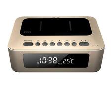 BRAND NEW DGTEC CLOCK RADIO WITH Qi WIRELESS CHARGING BLUETOOTH DUAL USB PORTS
