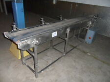 More details for small stainless steel conveyor belt