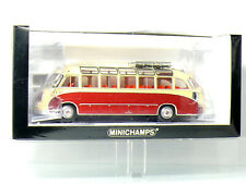 Minichamps 439 030080  Bus Setra S8 - 1953  Panorama Reisebus  1:43  wie neu OVP