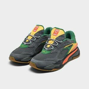 NIB*Mens PUMA Eat your Veggies RS Fast Sneaker*Dark Shadow *size 8-13