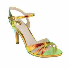 Buffalo Anja - Damen High Heels | Strappy Heels | Pumps | Sandalen Slipper - NEU