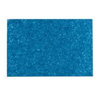New Light Blue Pearl Bass Guitar Pickguard Sheet Material Scratch Plate 43x29cm