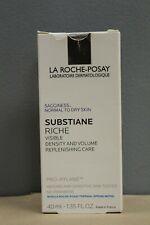 La Roche Posay Substiane Riche 40 ml 1.35 oz BRAND NEW-7/20+