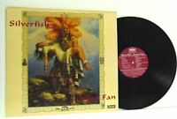 SILVERFISH organ fan LP EX+/VG+, CRELP 118, vinyl, album, with lyric inner, 1992
