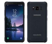 New Samsung Galaxy S8 Active 64GB SM-G892A Unlocked AT&T TMobile Meteor Gray 5.8