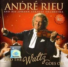 Andre Rieu - and The Waltz Goes on 17 Track CD 2011