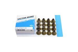 Valve Stem Seal Kit BMW F20 F30 N13 Peugeot Citroen EP6 Set 16Pcs Victor Reinz