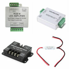 12A 24A 30A Single Color/RGB/RGBW Amplifier Repeater for SMD 5050 2835 LED Strip