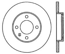 Disc Brake Rotor-C-TEK STANDARD BRAKE ROTORS Front Centric fits 1983 VW Rabbit