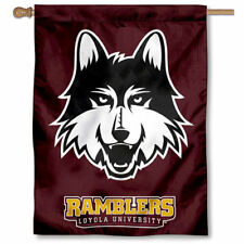 Loyola Chicago Ramblers House Banner Flag