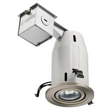 🔥Recessed Gimbals LED Lighting Kit Lithonia Lighting 3 in. Brushed Nickel