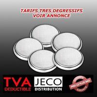 Piles boutons 3V plates lithium longue durée CR1620 CR2016 CR2025 CR2032 CR2430
