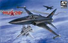 AFV Club 1/48 AR48S09 US Navy F-5E TIGER II AIR-RAIDER as Imaginary Enemy MiG-28