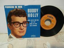"""buddy holly""""shake,rattle and roll""""ep7""""or.fr.1964.coral:94611.superbe"""