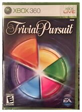 Trivial Pursuit Xbox 360 Microsoft Brand New Sealed Free US Ship Nice