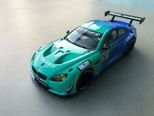 """Carrera Digital 132 30844 BMW M6 GT3 """" Team Falken, No.3""""  Karosse+Chassis LICHT"""
