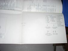 WILLIAMS METRO Pinball Schematic 255 1961 Complete Original