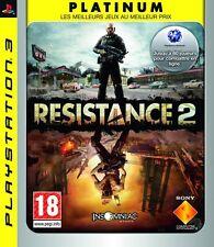 RESISTANCE  2   ----  PLATINUM        -----   pour PS3