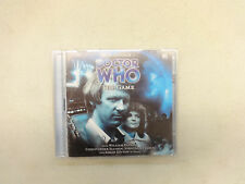 Dr/Doctor Who - THE GAME Audio Drama - Used, Discs=Excellent Case=VG