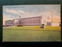 US Penitentiary Atlanta,  GA, Georgia Prison postcard vintage PC unused