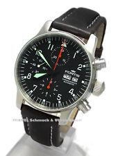 Mechanisch - (automatische) FORTIS Armbanduhren mit Chronograph für Herren