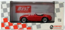Voitures miniatures de tourisme bleus Best Ferrari