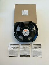 New Dayton AC Axial Fan 2RTE3 / 239 CFM/ 115 VOLTS/ AMPS 0.23/0.22 / WATTS 27/25
