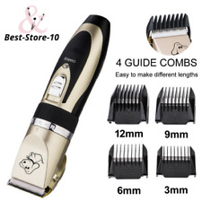 Professional Electric Dog Haircut Machine Trimmer Grooming Hair Cut For Dog/Cat