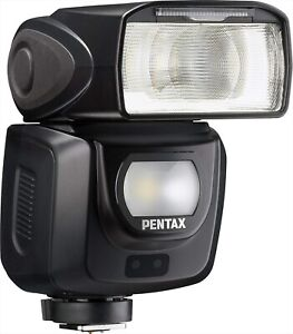 Pentax Automatic Flash AF360FGZ II with Tracking# from Japan NEW