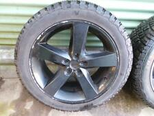 JEEP GRAND CHEROKEE WK SET OF 4 STARTECH 20 INCH ALLOY WHEELS & TYRES 2005 -2011