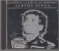 A TRIBUTE TO AYRTON SENNA - A DOCUMENTARY 2002 POLSKA POLEN POLAND