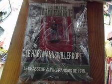 µ? Revue + figurine Chasseur Alpin  La Grande Guerre 14/18 n°7 HartmanWillerkopf