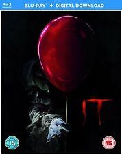 IT [Blu-ray + Digital Download] [2017] [DVD][Region 2]