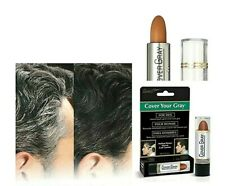 Cover Your Grey for Men Gray Coverage Stick Instant Touch Up Color Black Brown